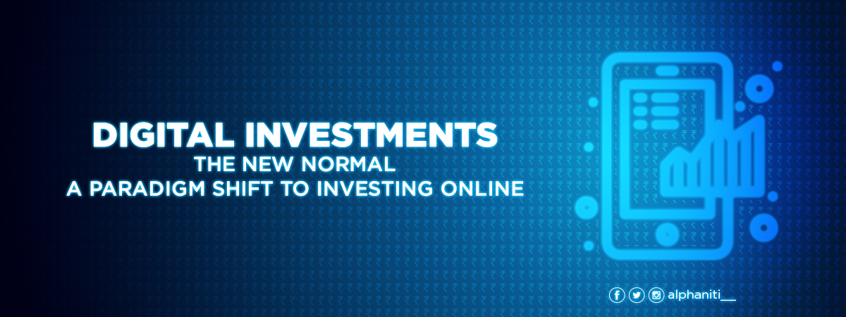 You are currently viewing Digital Investments – The New Normal