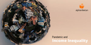 Has the Pandemic widened Income Inequality?