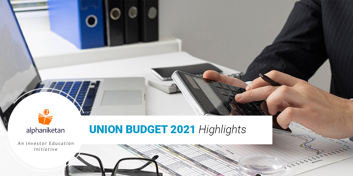 Budget highlights 2021