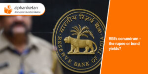 RBI's conundrum – the rupee or bond yields?