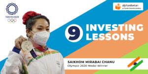 Read more about the article 9 Investing lessons from the Olympic victory of Mirabai Chanu