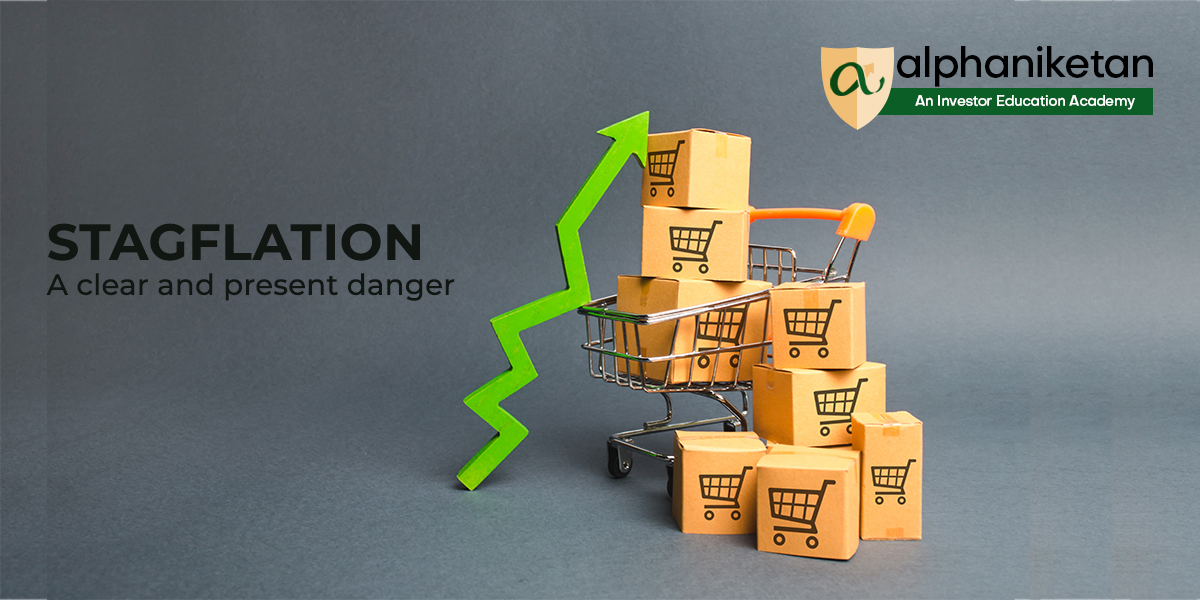 Read more about the article Stagflation – A clear and present danger